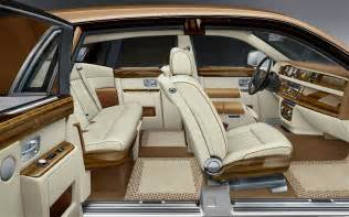 Inside Rolls Royce Phantom Rolls Royce Phantom Interior The Car Club