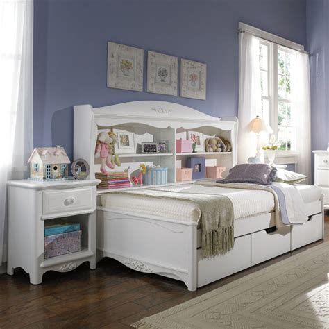 daybed with bookcase headboard haley bookcase daybed modern daybeds by rosenberry rooms