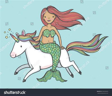 believe in miracles a unicorn coloring book unicorn coloring books volume 1 books drawing mermaid unicorn stock vector