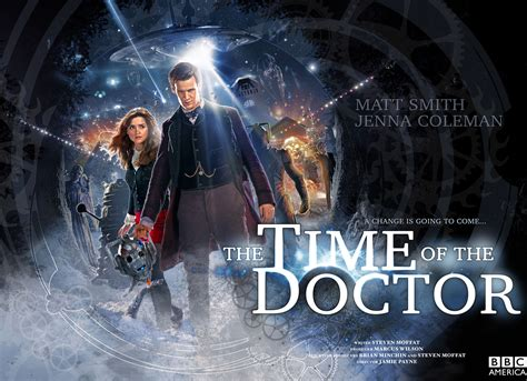 dr who specials doctor who time of the doctor trailer images and poster