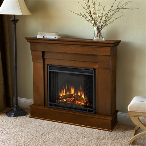 Classic Electric Fireplace Parts by Real Chateau Electric Fireplace In Espresso