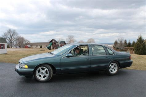 1995 chevrolet impala ss hemmings find of the day 1995 chevrolet impala ss