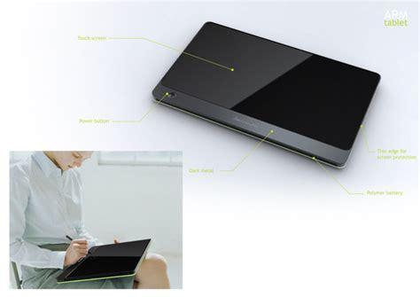 tablett design 2009 arm tablet on behance