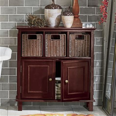 wicker space saver bathroom rattan space saver and towel cabinet from through the country door nw741198