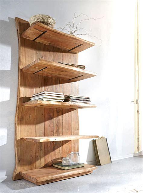 libreria verticale libreria da parete in legno di castagno christie xlab