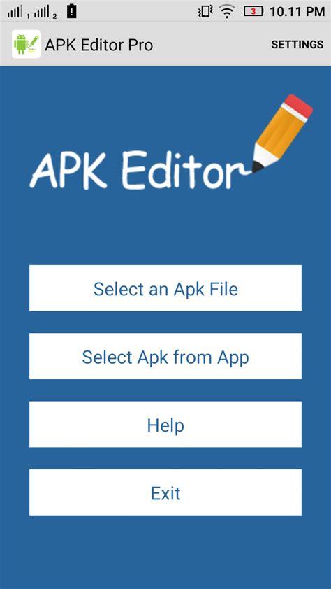 cara mod game android dengan apk editor download apk editor pro new cara clone apk tanpa root