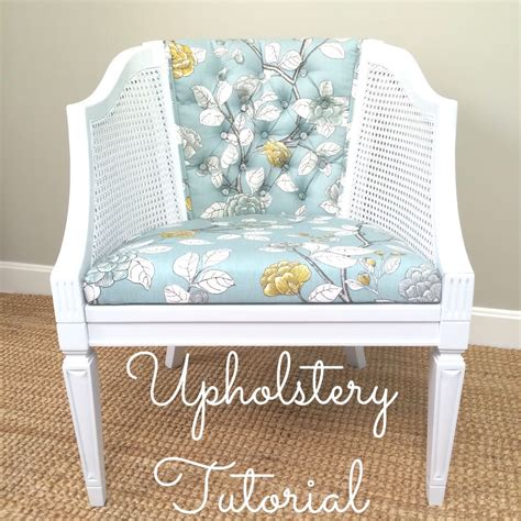 Upholstery Tutorial Chair - chair upholstery tutorial kitchen table