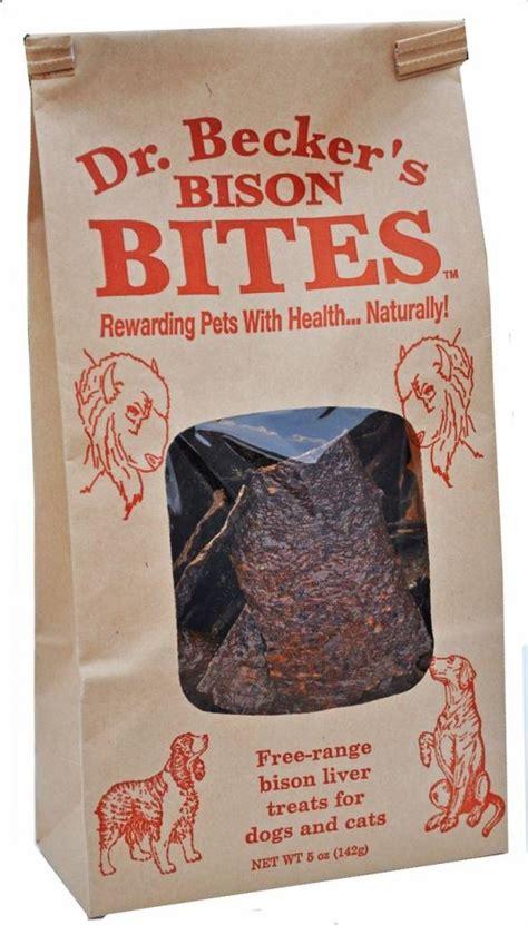 Dr Becker S Detox Bites by Dr Becker S Organic Bison Bites Feed Pet Purveyor