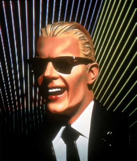 Kaos Do Better kaos is better than you the max headroom broadcast