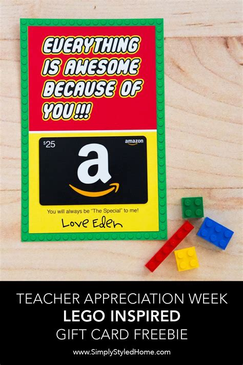 free printable lego gift certificates free lego teacher appreciation gift card holder printable
