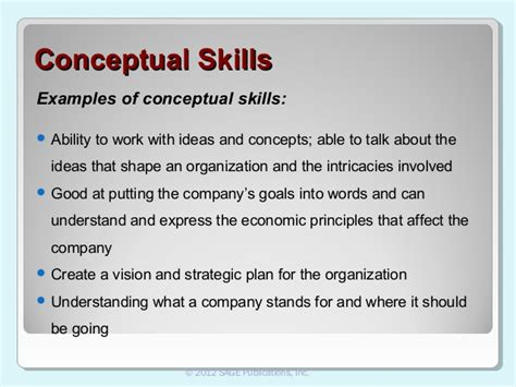 conceptual skills in leadership lottery help getting work as a coach