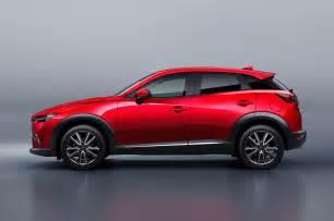 Madza Cx3 2016 Mazda Cx 3 Side