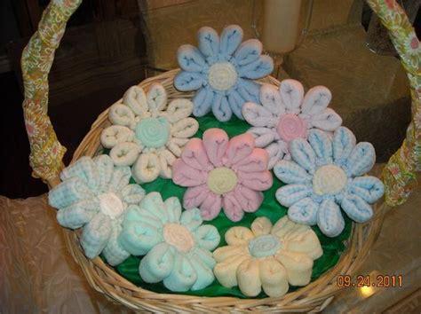 Washcloth Crafts Baby Shower by Best 25 Wash Cloth Flowers Ideas On Washcloth