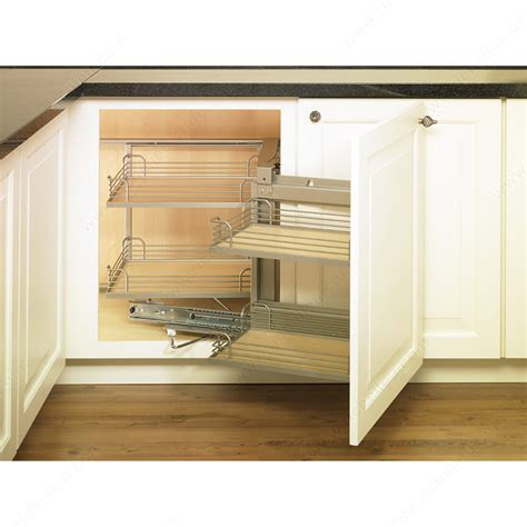 kitchen cabinet system frame for magic corner system richelieu hardware