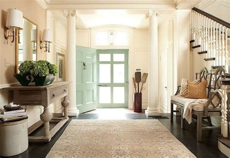 country foyer country style make a great impression with a