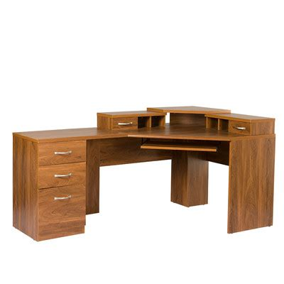 Corner Home Office Furniture Os Home Office Furniture Office Adaptations Reversible Corner Computer Desk Reviews Wayfair