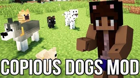 copious dogs mod copious dogs mod by wolfpupkg52 for 1 10 1 10 1 1 10 2 1 10 3 is updated check out