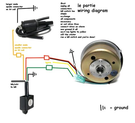 electronic ignition coil wiring diagram ignition coil