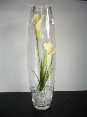 Glass Flower Vases Deluxe Tall Glass Flower Vases Podium Pinterest