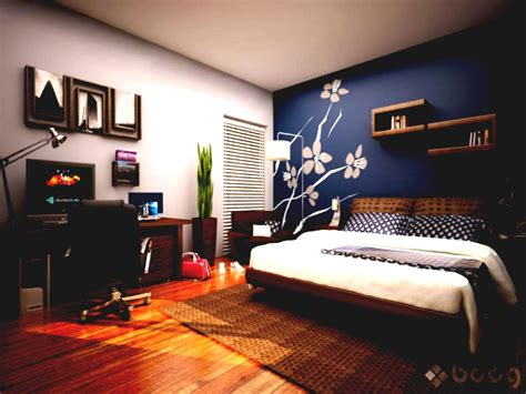 Home Painting Interior Long Bedroom Design Decor Narrow Interior Wall