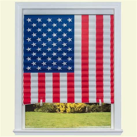 what size l shade for my l redi shade paper flag window shade 32 in w x