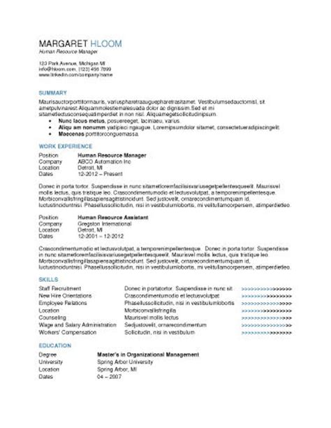 Attention To Detail Resume by Free Resume Templates Network Net Search For
