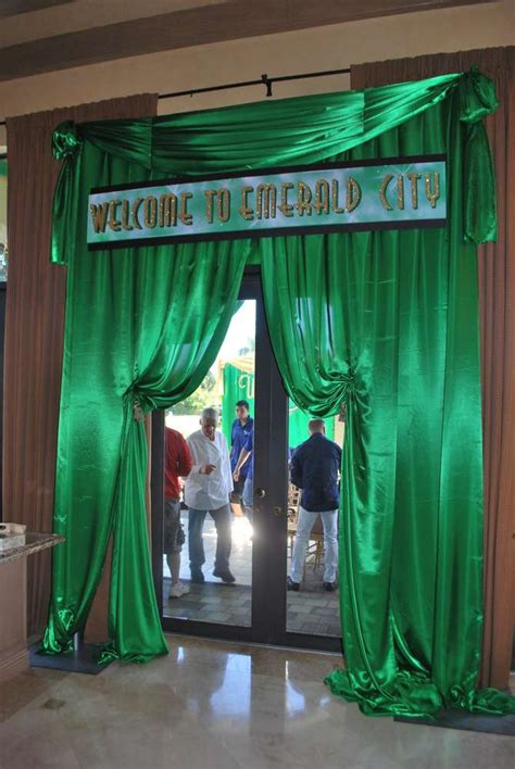 Wizard Of Oz Decorations by The Wizard Of Oz Birthday Ideas Photo 4 Of 11