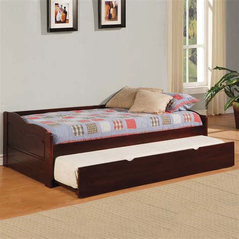 Furniture Daybed With Pop Up Trundle Furniture Excellent Daybeds With Pop Up Trundle For Home
