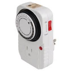 120v thermostat fan switch 120v timer control 24hr hydroponics outlet decorative grow