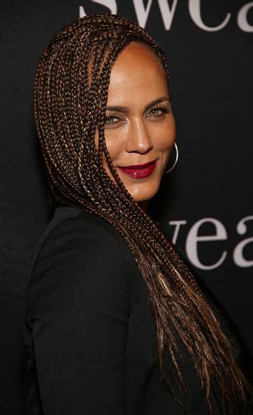 Get Into Nicole Ari Parker's Gorgeous Box Braids