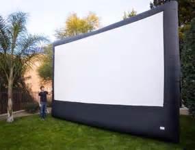 Backyard Projectors Outdoor Movie Night Screen Projector Rentals San Diego