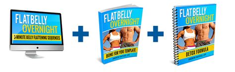 Flat Belly Overnight Detox Formula Free by Flat Belly Protocol System Review Is It A Scam Or Work