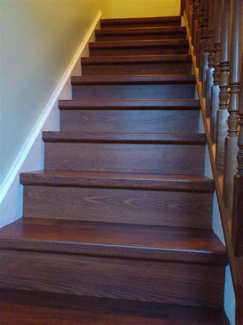 Quick Step laminate flooring on stairs Dublin ,    Quick