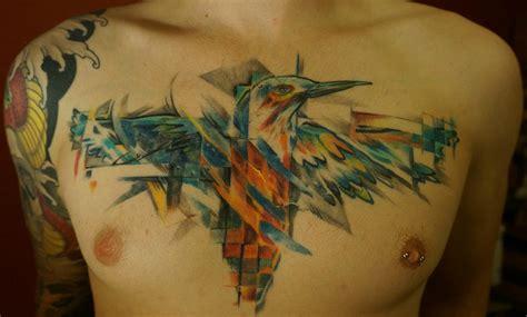 zulu tattoo prices dublin geometric kingfisher done by fran hartnett zulu tattoo