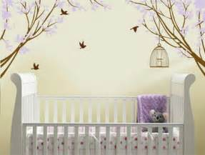 baby wall art stickers inspiring for decoration purple wall decal for nursery