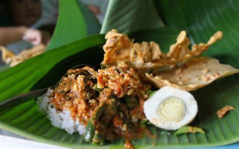 nasi pecel   spicy pecel  indonesia