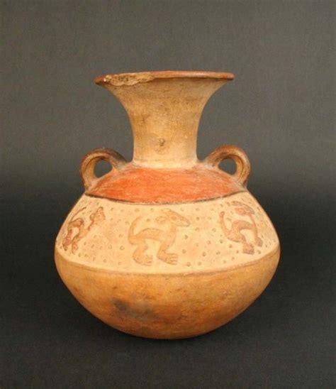 imagenes de jarrones mayas c 225 ntaro pol 237 cromo con representaciones zoomorfas cultura