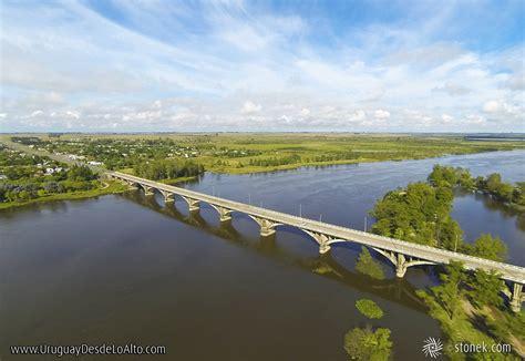 imagenes rio negro uruguay puente en ruta 5 sobre el r 237 o negro uruguay desde lo alto