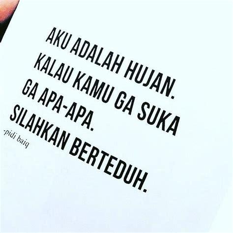 quotes indonesia ideas  pinterest puisi