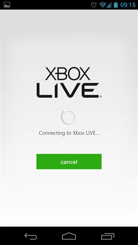 xbox for android my xbox live app now available on android