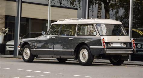 Citroen Wagon by Oh Mon Dieu 1969 Citroen Ds 20 Wagon For Sale