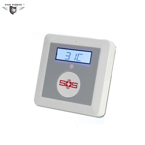 k3 gsm home alarm system sos call elderly care alarm home