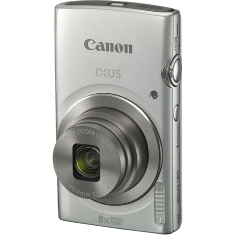 Kamera Canon Ixus 185 20 0 Mp canon ixus 185 digitalkamera 20 0 mp silber digital