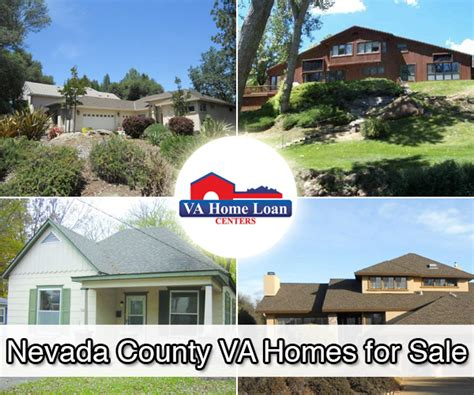 nevada county california va loans home loan info