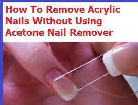 best 25 remove acrylic nails ideas on remove