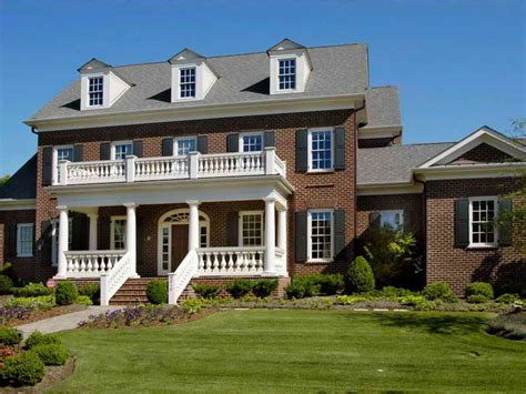 new home styles architecture new england colonial home plans new england