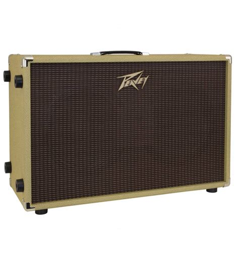 peavey peavey 212 c 2 x 12 quot 120w guitar cabinet melody