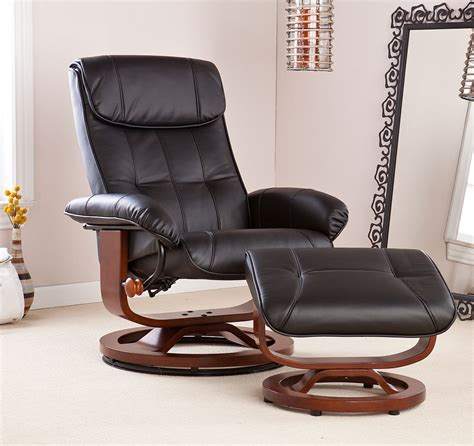 euro recliner lounge chair and ottoman euro style recliner chair chairs model