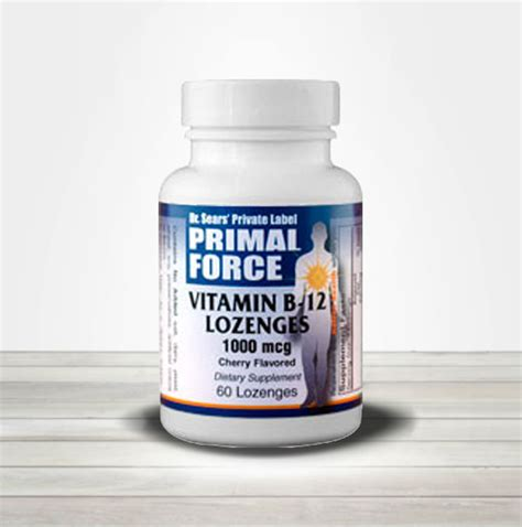 Estro Detox Effect by Vitamin B12 Lozenges