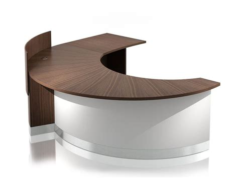 Semi Circle Reception Desk Semi Circle Reception Desk Circular Reception Desk